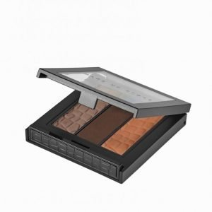 Make Up Store Premium Tri Brow Kulmaväripaletti Brunette