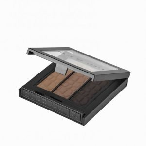 Make Up Store Tri Brow Kulmaväripaletti Black / Brown