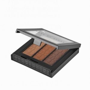 Make Up Store Tri Brow Kulmaväripaletti Brown