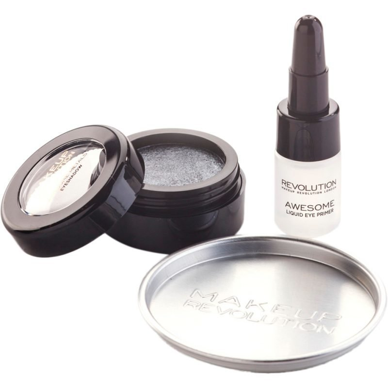 Makeup Revolution Awesome Metals Eye Foils Black Diamond
