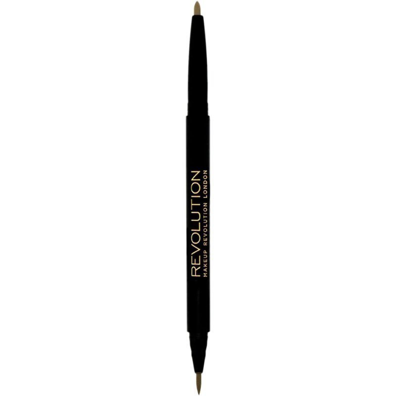 Makeup Revolution Brow Dual Ultra Brow Arch & Shape Fair