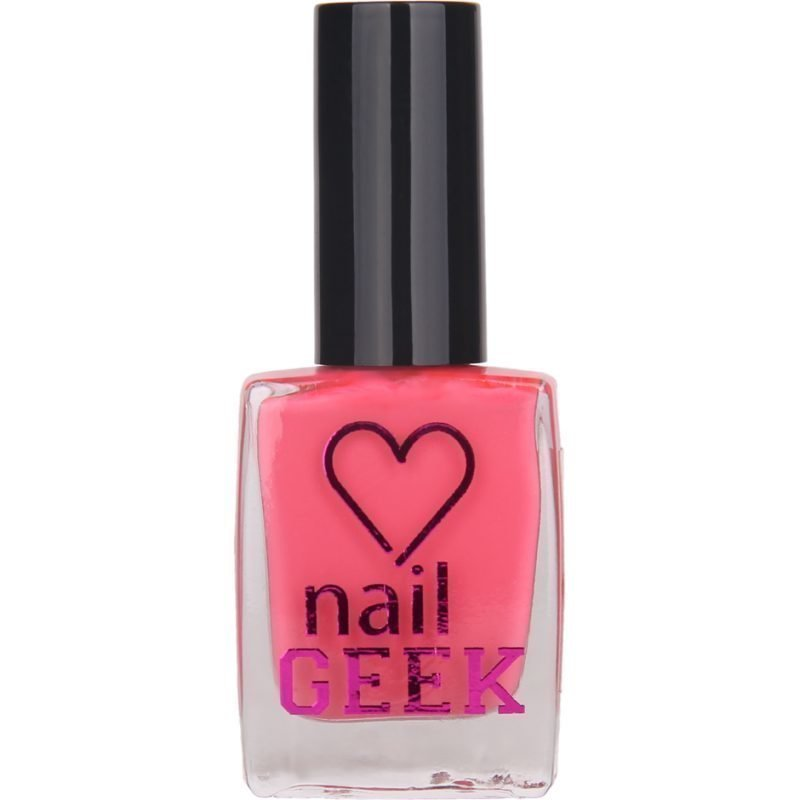 Makeup Revolution I Heart Makeup Nail Geek 13 Cutesy Pink 12ml