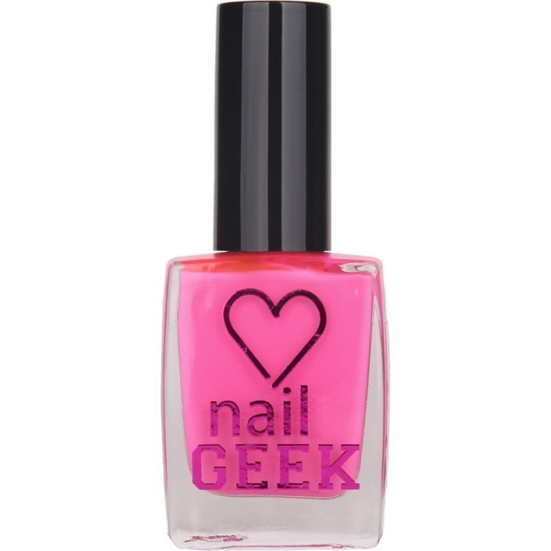 Makeup Revolution I Heart Makeup Nail Geek 15 Crazy 12ml