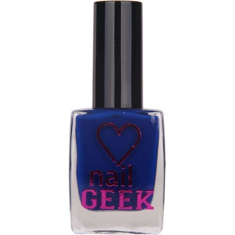 Makeup Revolution I Heart Makeup Nail Geek Into The Night 12ml