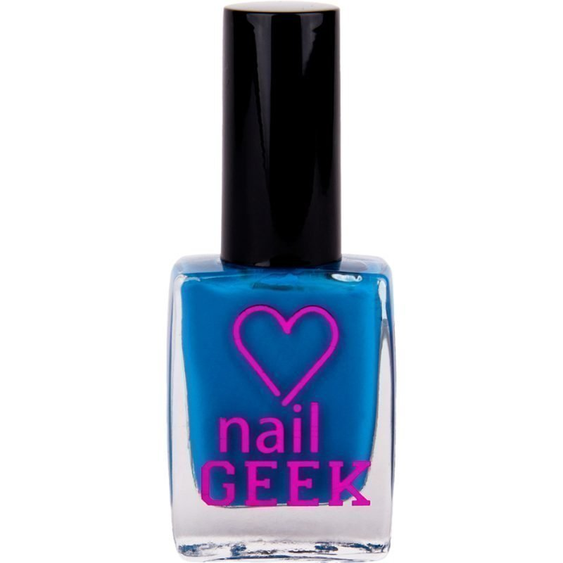 Makeup Revolution I Heart Makeup Nail Geek Live Fearless 12ml