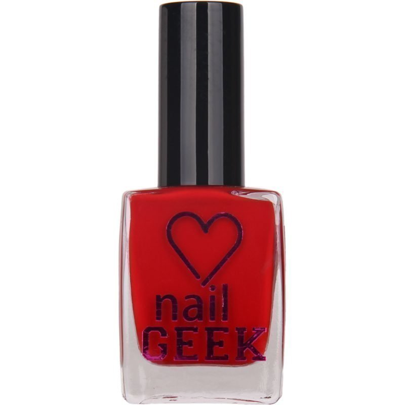 Makeup Revolution I Heart Makeup Nail Geek Ring Of Fire 12ml