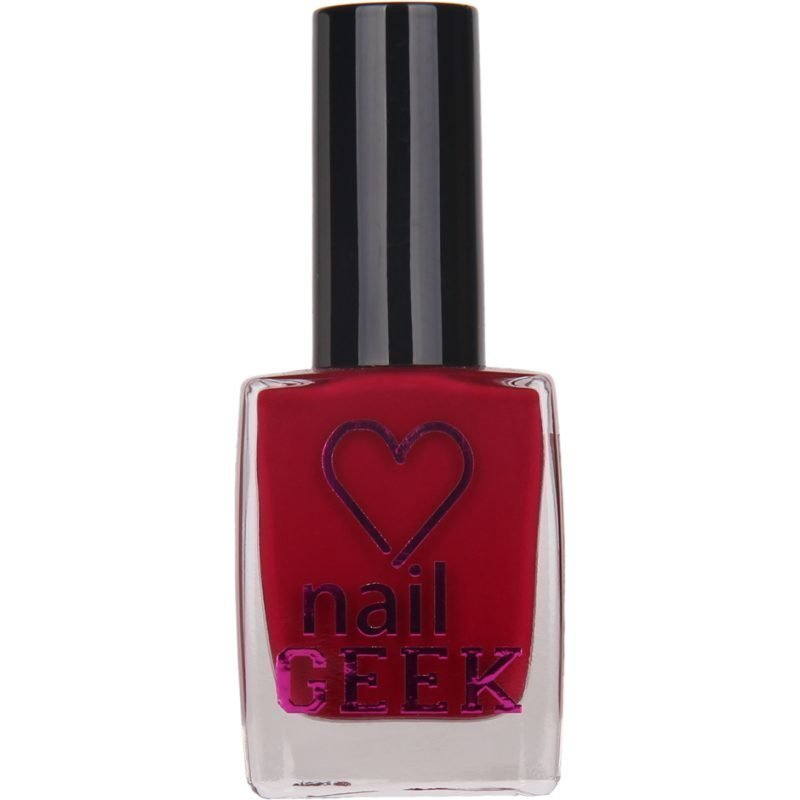 Makeup Revolution I Heart Makeup Nail Geek Scandal 12ml
