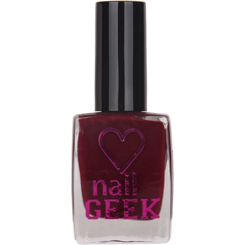 Makeup Revolution I Heart Makeup Nail Geek Vampy 12ml