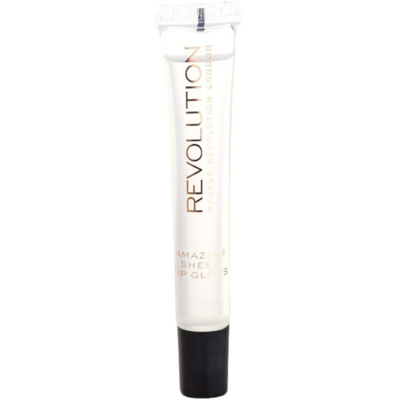 Makeup Revolution Lip Gloss Tube Free