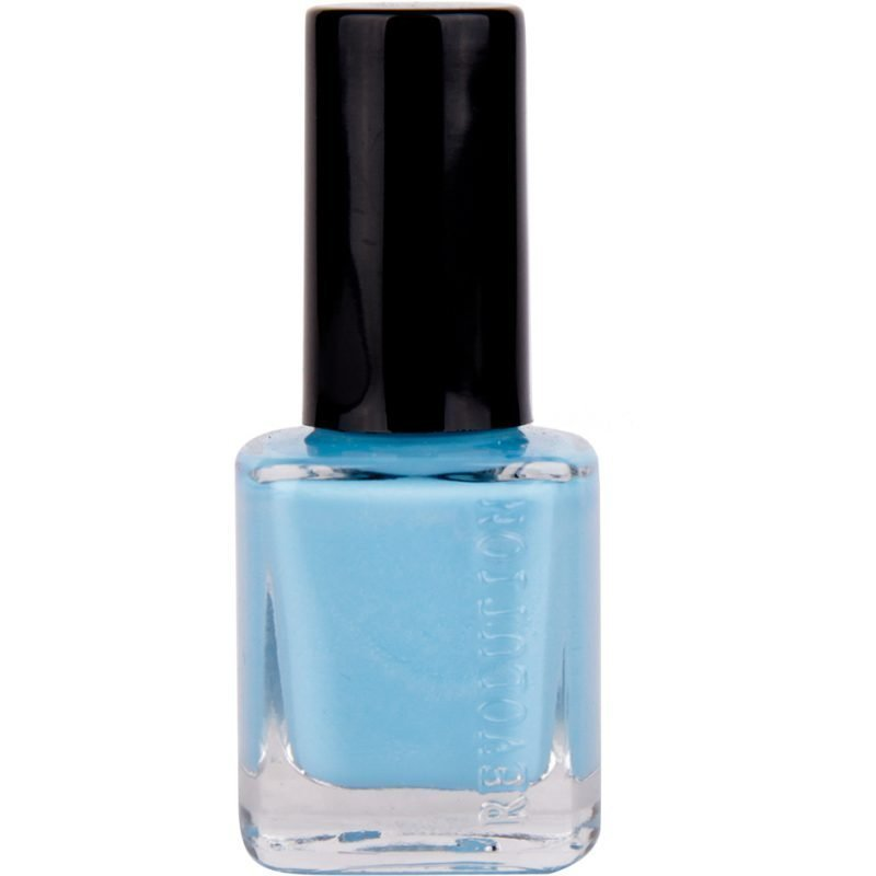 Makeup Revolution Nail Polish True Blue