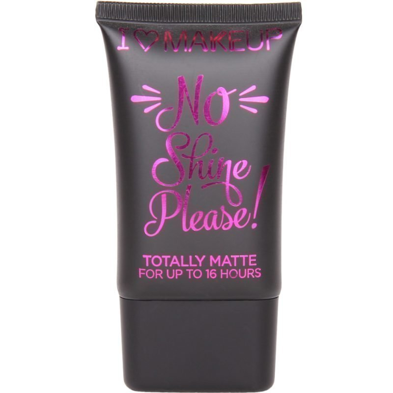 Makeup Revolution No Shine Please Totally Matte For Up To 16 Hours NS01