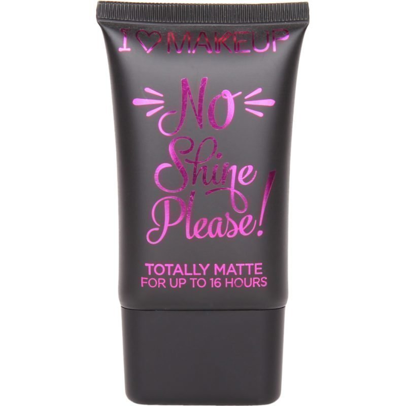 Makeup Revolution No Shine Please Totally Matte For Up To 16 Hours NS02