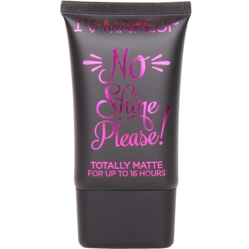 Makeup Revolution No Shine Please Totally Matte For Up To 16 Hours NS03
