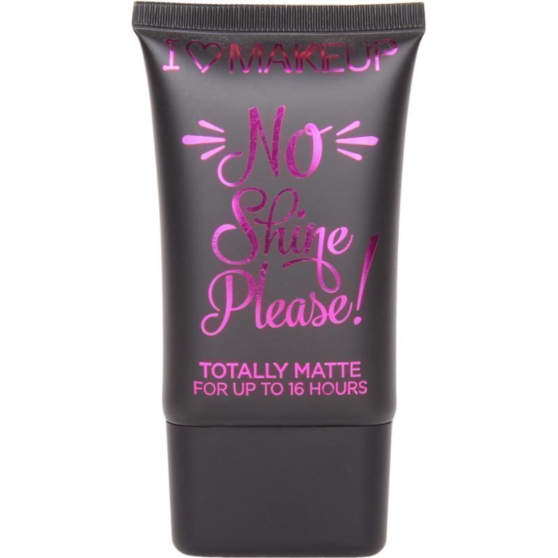 Makeup Revolution No Shine Please Totally Matte For Up To 16 Hours NS05