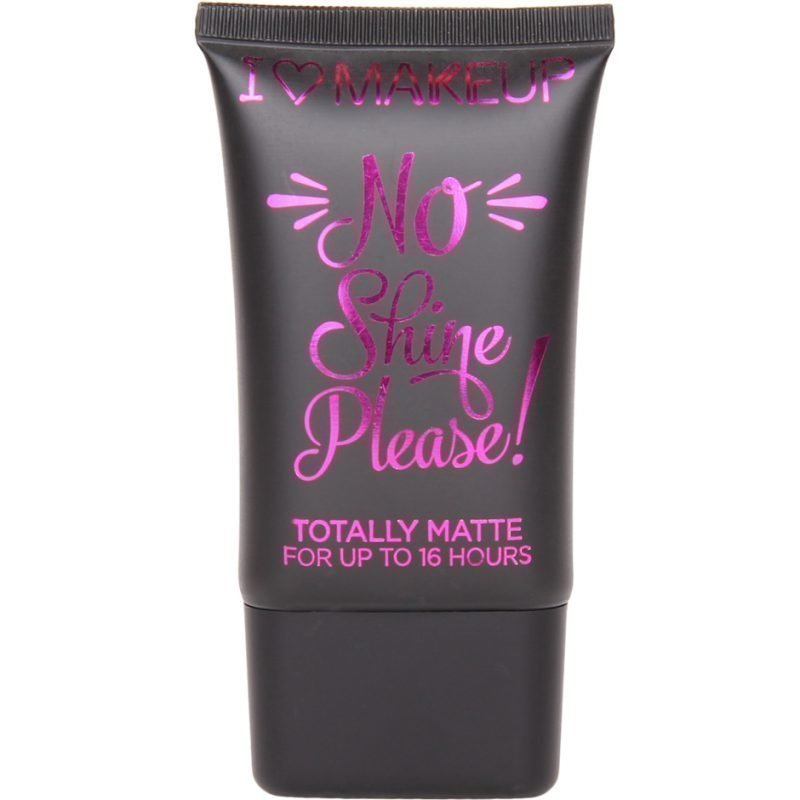 Makeup Revolution No Shine Please Totally Matte For Up To 16 Hours NS07