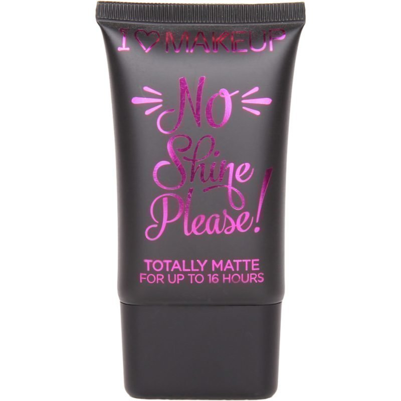 Makeup Revolution No Shine Please Totally Matte For Up To 16 Hours NS08