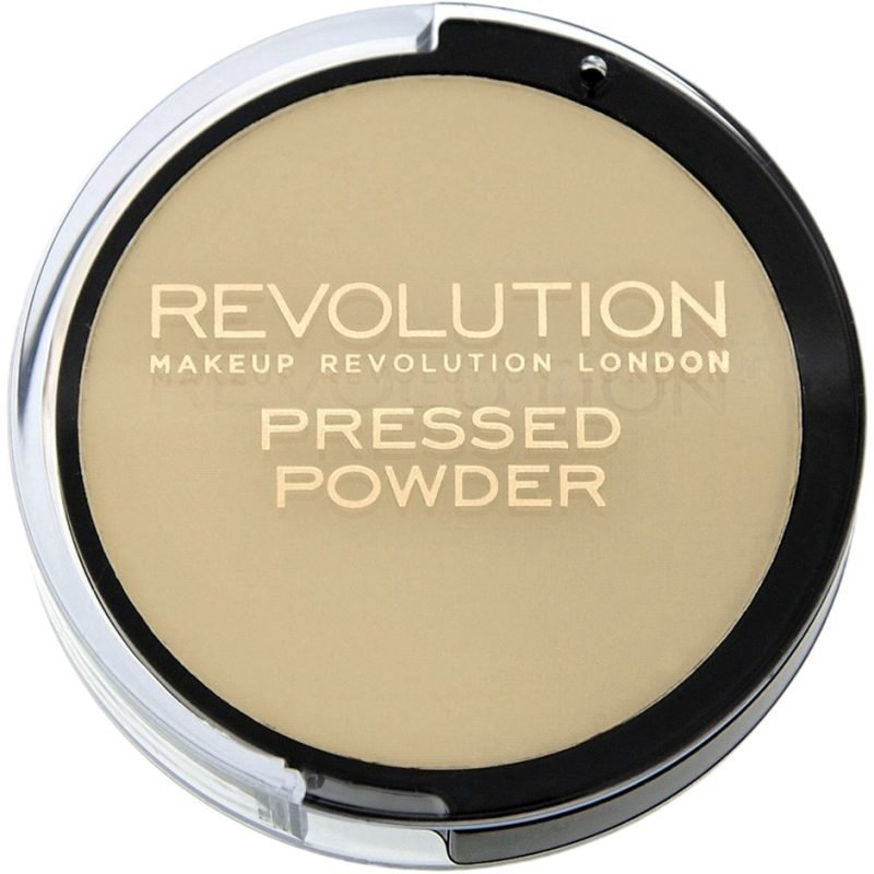 Makeup Revolution Pressed Powder Porcelain Soft Pink