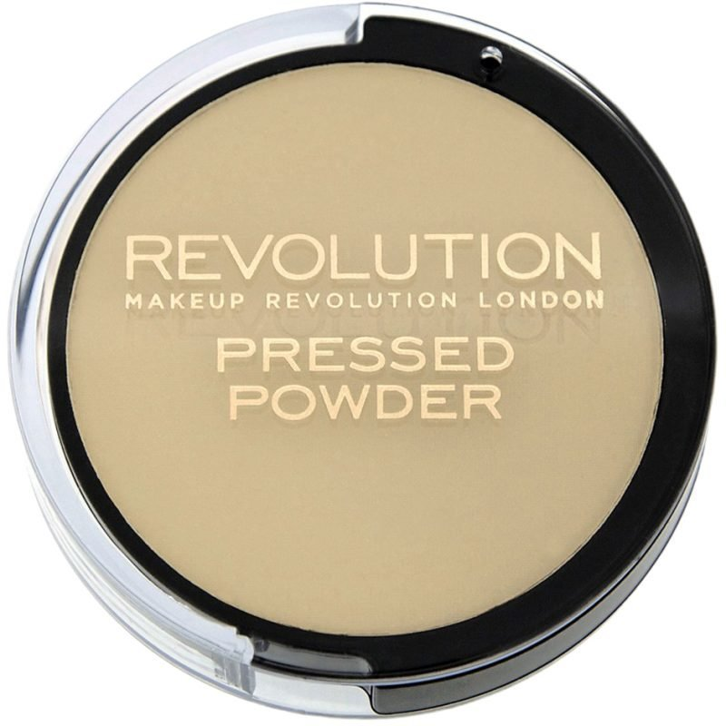 Makeup Revolution Pressed Powder Tranculent