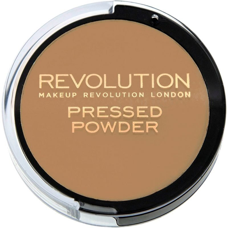 Makeup Revolution Pressed Powder Warm