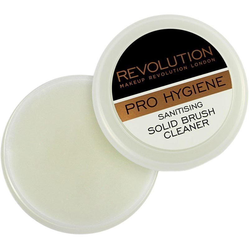 Makeup Revolution Pro Hygiene Solid Brush Cleaner