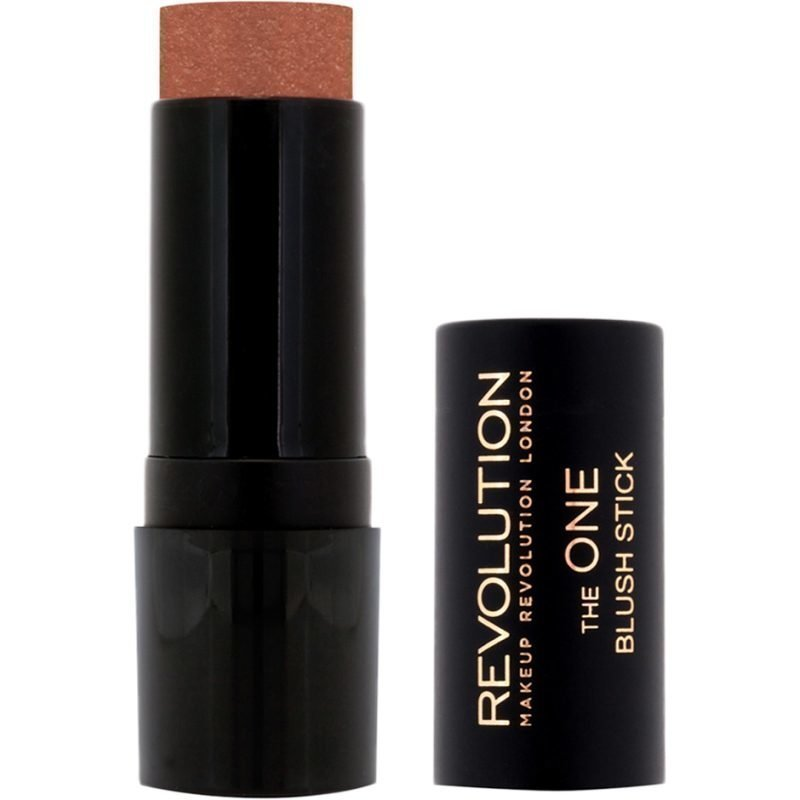 Makeup Revolution The One Blush Stick Malibu