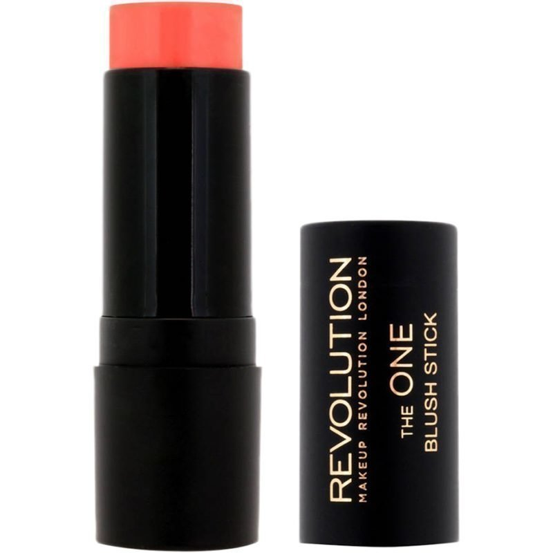 Makeup Revolution The One Blush Stick Matte Rush