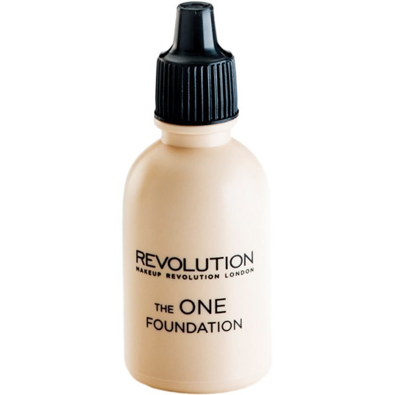 Makeup Revolution The One Foundation Shade 3