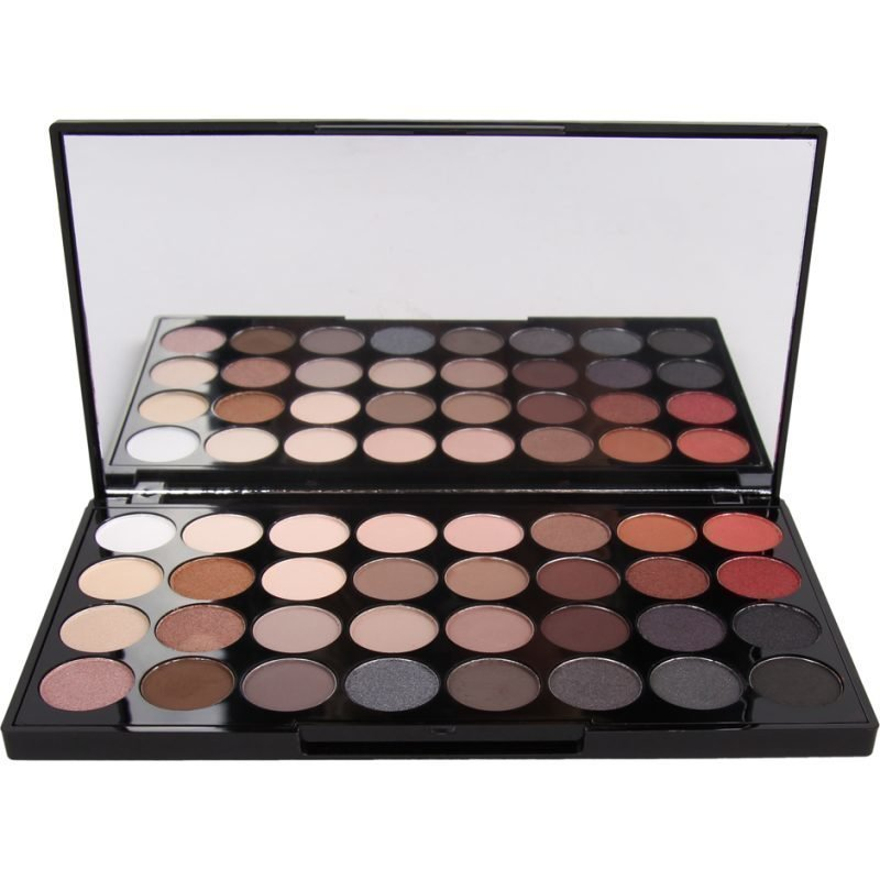Makeup Revolution Ultra 32 Shade Eyeshadow Palette Flawless 2 32 Ultra Professional Eyeshadows