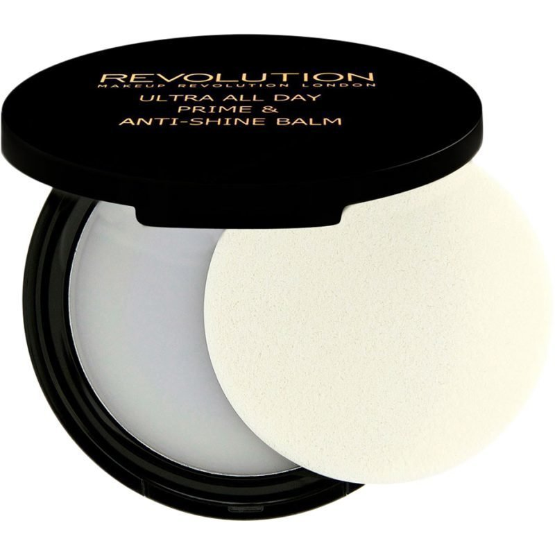 Makeup Revolution Ultra All Day Prime And Anti-Shine Balm 5g