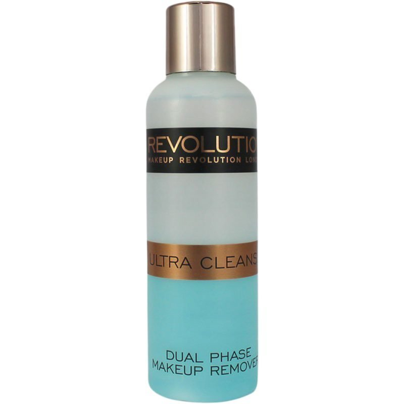 Makeup Revolution Ultra Cleanse Dual Phase Makeup Remover