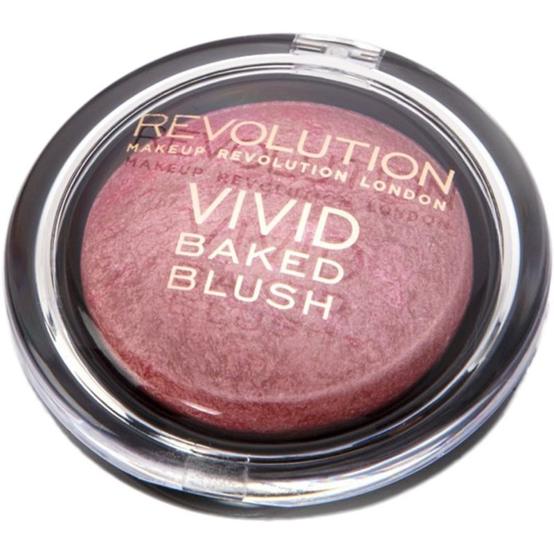 Makeup Revolution Vivid Baked Blusher All I Think About Is You