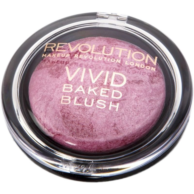 Makeup Revolution Vivid Baked Blusher Bang Bang Your Dead