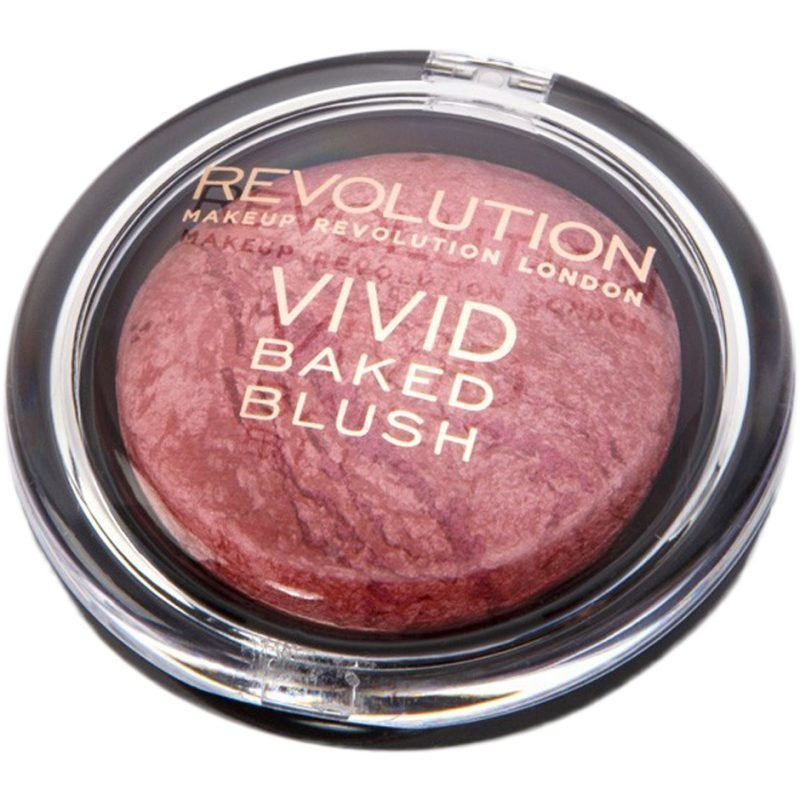 Makeup Revolution Vivid Baked Blusher Loved Me The Best