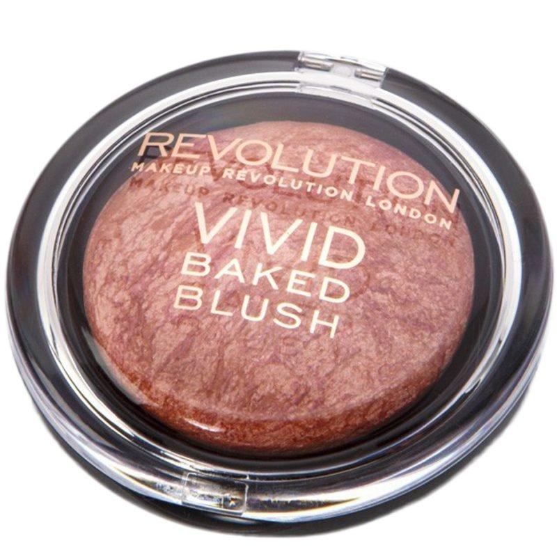 Makeup Revolution Vivid Baked Blusher Make Love Instead