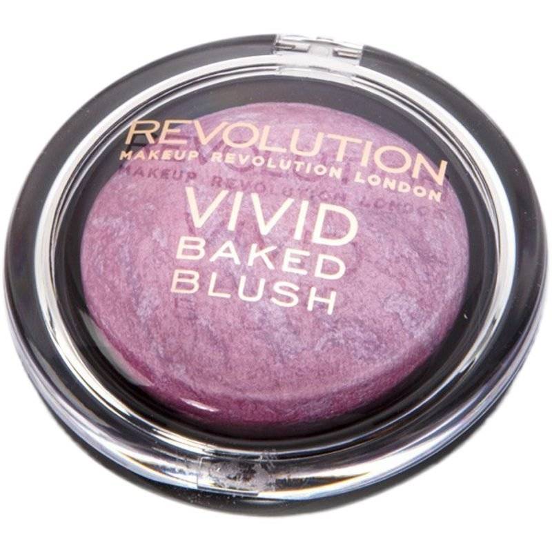 Makeup Revolution Vivid Baked Blusher One For Playing Games