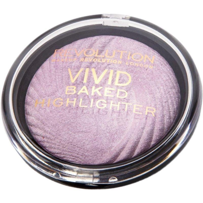 Makeup Revolution Vivid Baked Highlighter Pink Lights