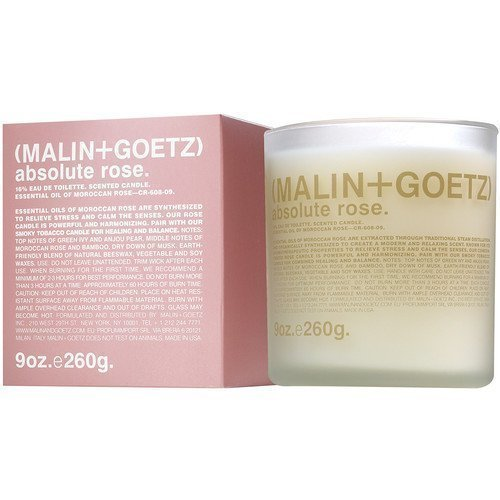 Malin + Goetz Absolute Rose Candle