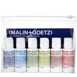 Malin + Goetz Essential Kit 6 X 29 Ml Vartalonhoitosetti