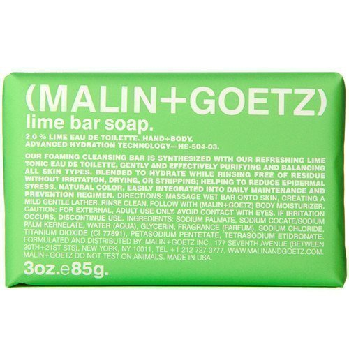 Malin + Goetz Lime Bar Soap