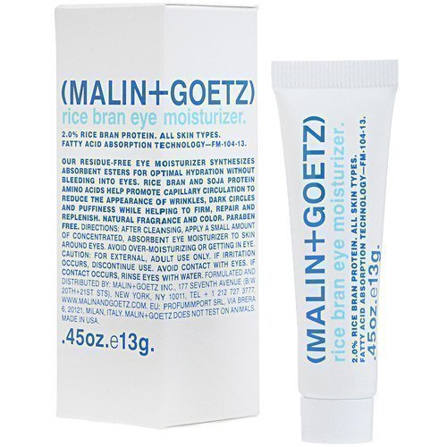 Malin + Goetz Rice Bran Eye Moisturizer