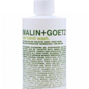 Malin + Goetz Rum Hand Wash Pump 250 Ml Käsienpesuaine
