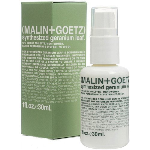 Malin + Goetz Synthesized Geranium Leaf EdT