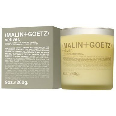 Malin + Goetz Vetiver Candle
