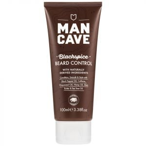 Mancave Beard Control Blackspice 100 Ml