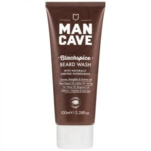 Mancave Beard Wash Blackspice 100 Ml
