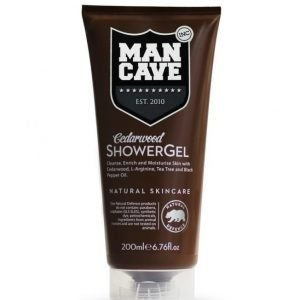 Mancave ManCave Shower Gel