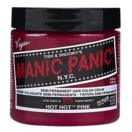 Manic Panic Hot Hot Pink Classic Hiusväri