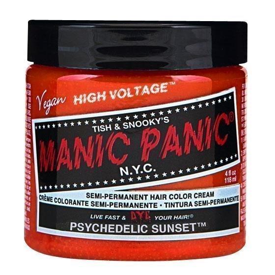 Manic Panic Psychedelic Sunset Classic Hiusväri