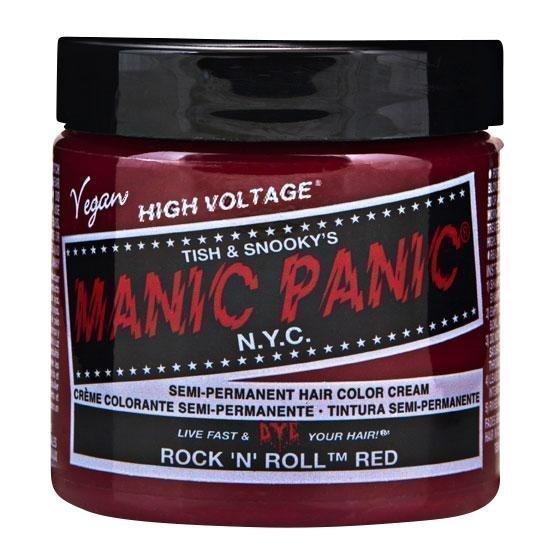 Manic Panic Rock n´Roll Red Classic Hiusväri