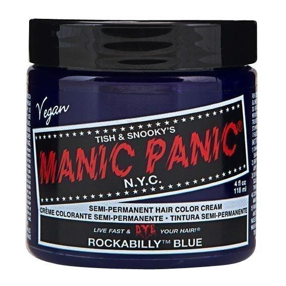 Manic Panic Rockabilly Blue Classic Hiusväri